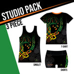 WA An Daire Academy STUDIO PACK 3 PIECE