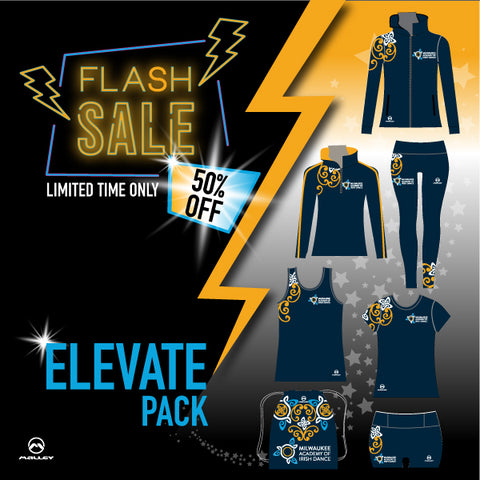 Milwaukee Academy 50% OFF ELEVATE PACK 7 PIECE