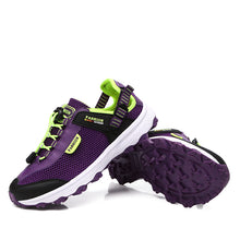 Load image into Gallery viewer, Women's Casual Wading Shoes Outdoor Hiking Sneakers Mesh Sports Athletics Running - NETTEa