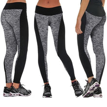 Load image into Gallery viewer, Women's Sports Trousers Athletic Gym Workout Fitness Yoga Slim Leggings Pants - NETTEa