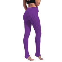 Load image into Gallery viewer, Women Leggings Anti Cellulite Pants Sexy High Waist Push Up Sports Trousers Elastic Butt Lift Pant for Workout Fitness Legging - NETTEa