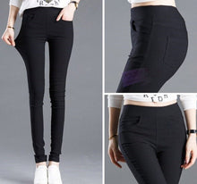 Load image into Gallery viewer, High Waist Pockets Pants - NETTEa