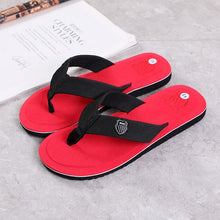 Load image into Gallery viewer, ZYYZYM Flip Flops Men Slippers Summer Anti-skid Outdoor Light Casual Beach Male Sandals Household Slipper - NETTEa