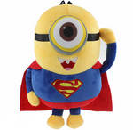 Peluche Minion Superman