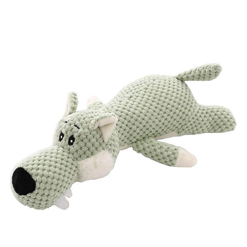 Trouve Ta Peluche Loup Cartoon