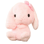 peluche lapin jerry rose