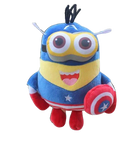 Peluche Minion Captain America