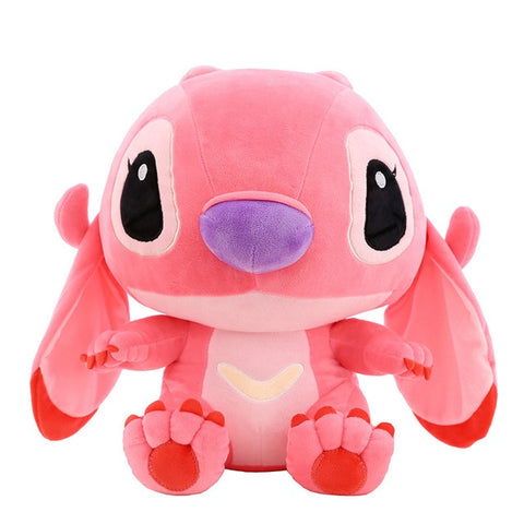 peluche big stitch rose