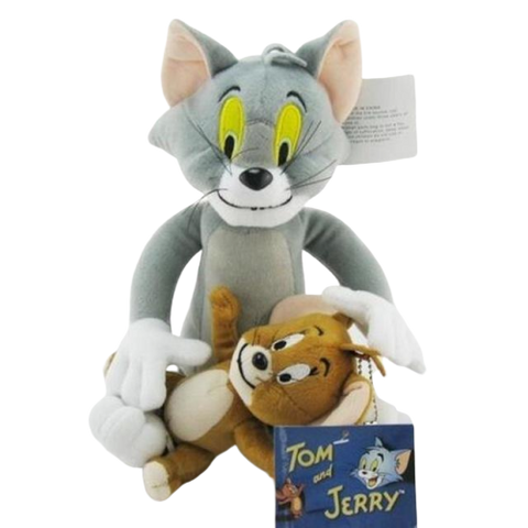 Peluche Chat Tom And Jerry