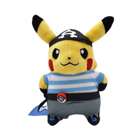 peluche pikachu pirate