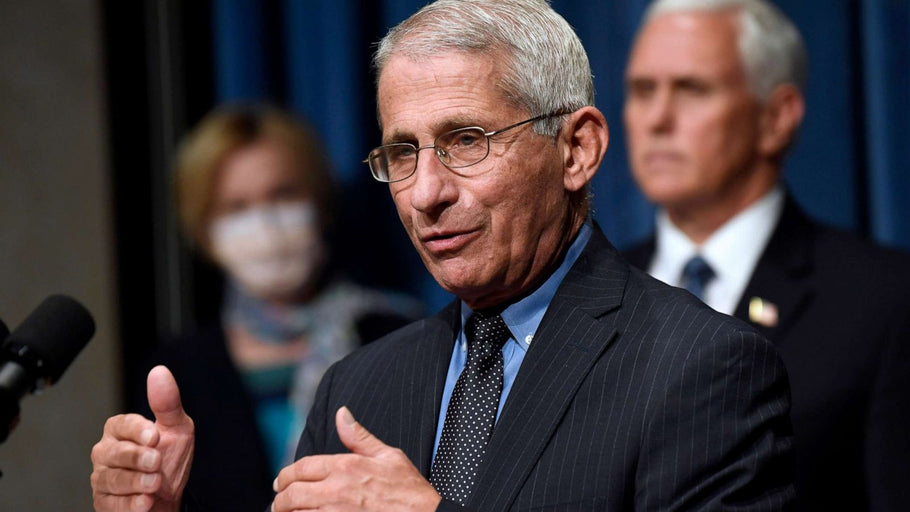 NY Post: Fauci Urges Americans to Wear Goggles for Added COVID-19 Protection