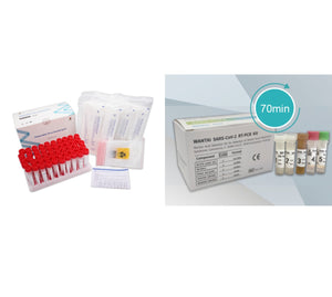 PCR Collection and Diagnostics Kit (Bundle)