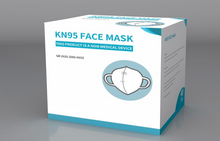 Load image into Gallery viewer, KN95 Respirator Mask - Western Medical Consulting & Supplies