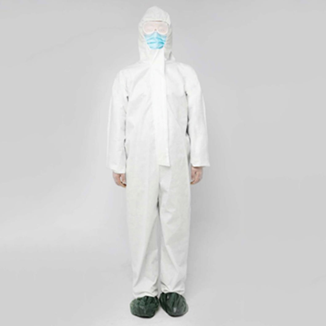 Coveralls [Pack of 10] - Western Medical Consulting & Supplies