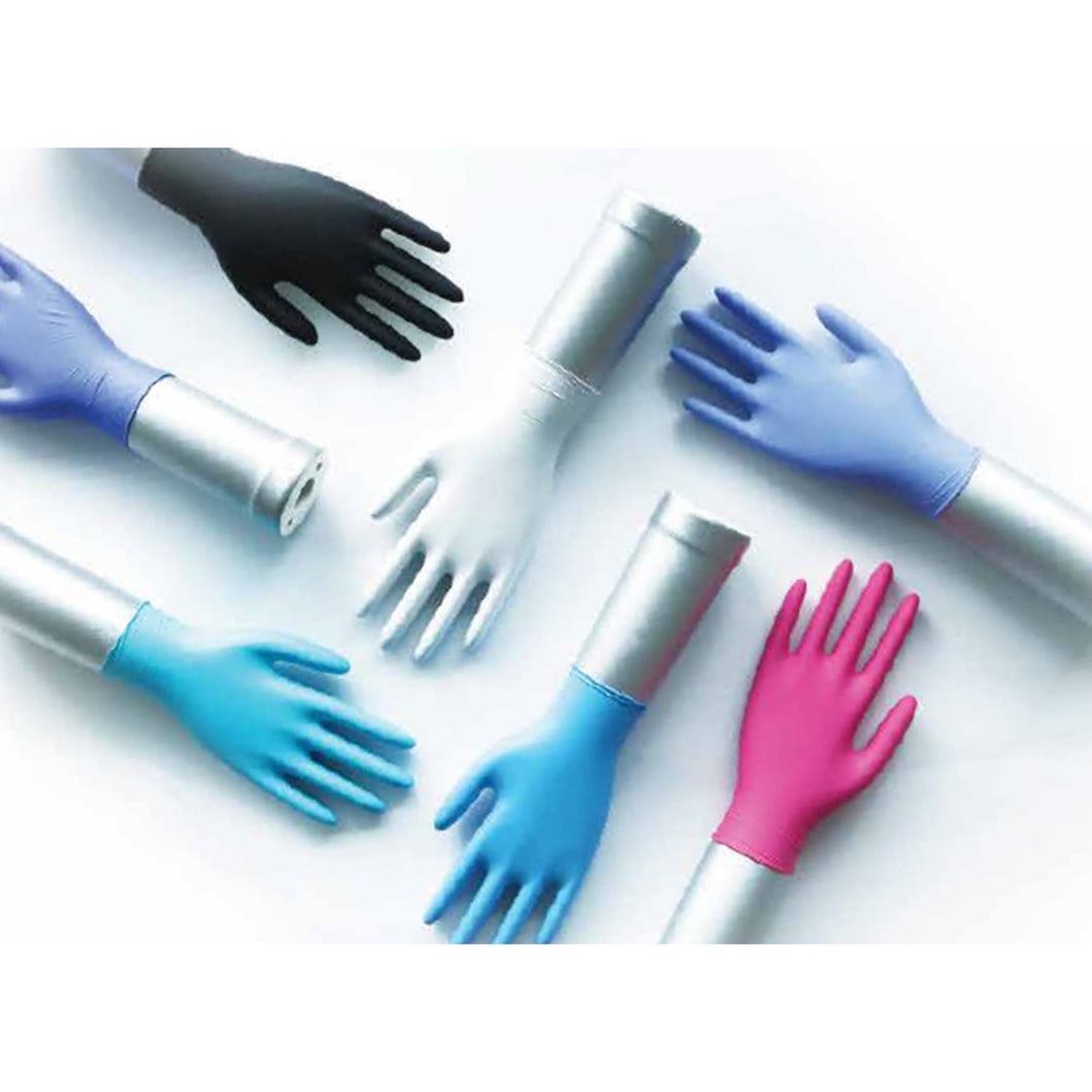 Powder-Free Nitrile Examination Gloves - Western Medical Consulting & Supplies