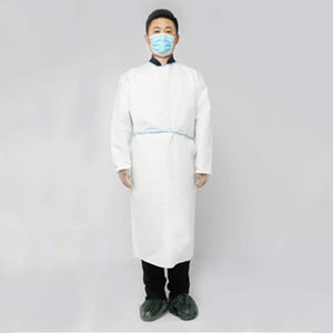 Isolation Gown [Pack of 10] - Western Medical Consulting & Supplies