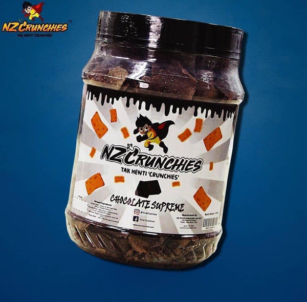 NZ Crunchies Chocolate Supreme