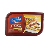 Halva Chocolate with Nuts
