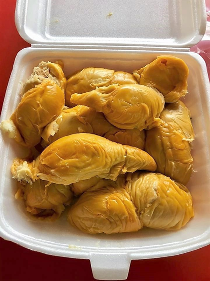 Local D13  Durian (700 - 800g)