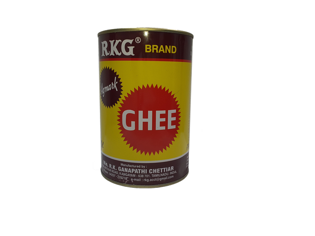 Minyak Sapi India (Indian Ghee)