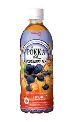 Pokka Blueberry Tea 500ml