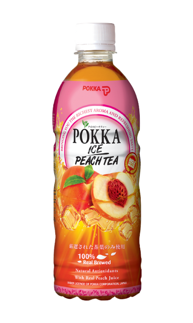 Pokka Peach Tea 1.5 L