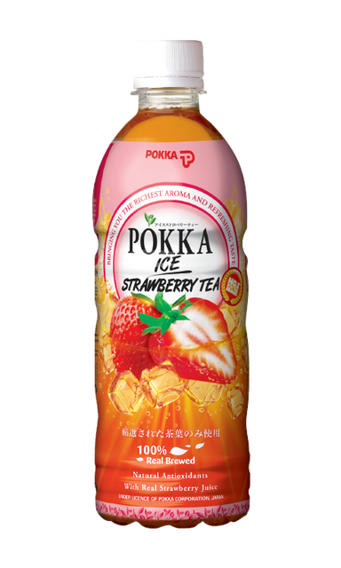 Pokka Strawberry Tea 1.5L