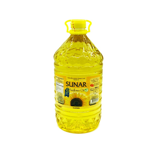 Sunar Sunflower Oil