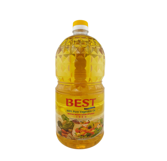 Vegetable Oil BEST