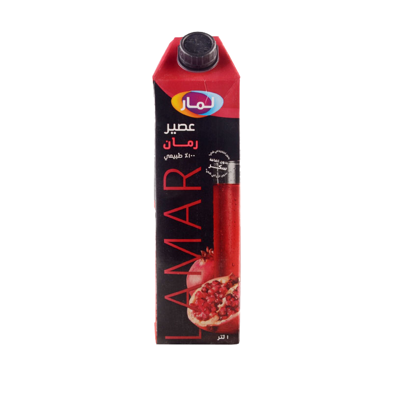 Lamar 100% Natural Pomegranate Juice