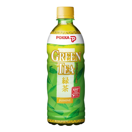 Pokka Green Tea 500 ML