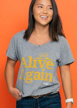 Alive Again Short-Sleeve T-Shirt