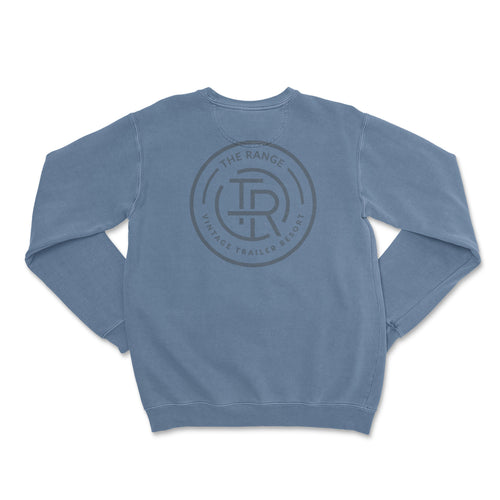 The Range Sweatshirt - Blue