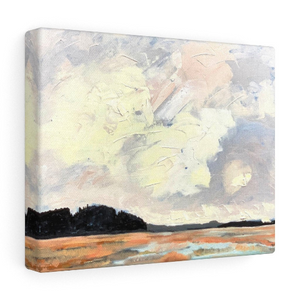 Choate Island on Gallery Wrapped Canvas