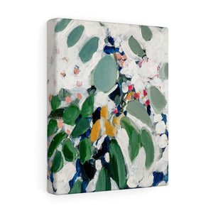 Eucalyptus Bouquet on Gallery Wrapped Canvas