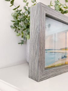 5 x 7 Crane Beach in Tabletop Frame