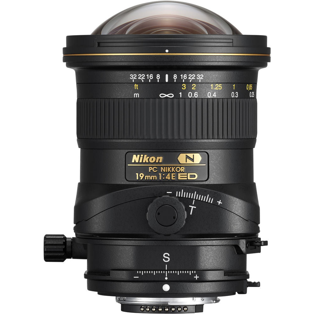 [Pre-order item. Ship within 45 days] Nikon PC NIKKOR 19MM F/4E ED Lens-Lenses-futuromic