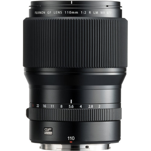 [Pre-order item. Ship within 30 days] FUJIFILM FUJINON GF110mmF2 R LM WR Lens-Camera Lenses-futuromic
