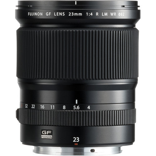 [Pre-order item. Ship within 30 days] FUJIFILM FUJINON GF23mmF4 R LM WR Lens-Camera Lenses-futuromic