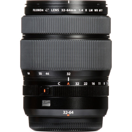 [Pre-order item. Ship within 30 days] FUJIFILM GF32-64mmF4 R LM WR Lens-Camera Lenses-futuromic