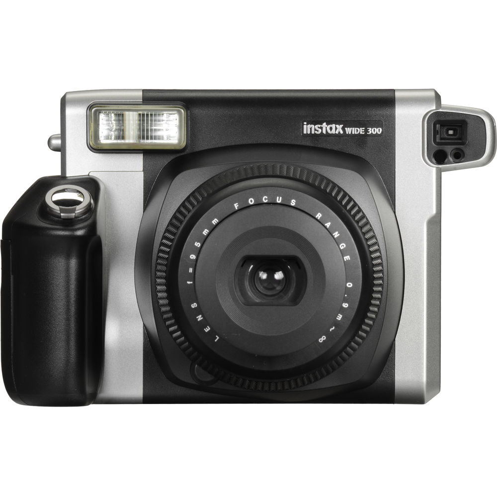 Fujifilm Instax Wide 300 Camera ( Black )-Instant Camera-futuromic