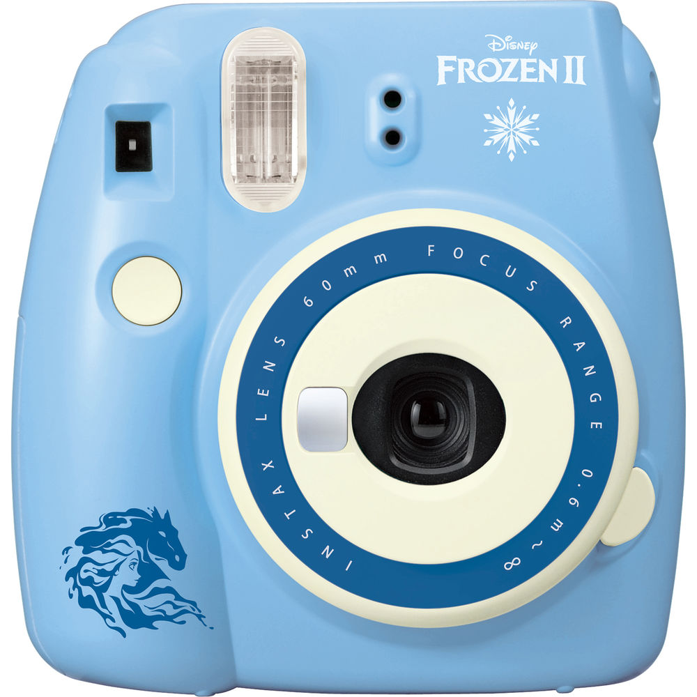 Fujifilm Instax Mini 9 Frozen 2 Instant Camera (Online Exclusive Limited Edition)-Instant Camera-futuromic