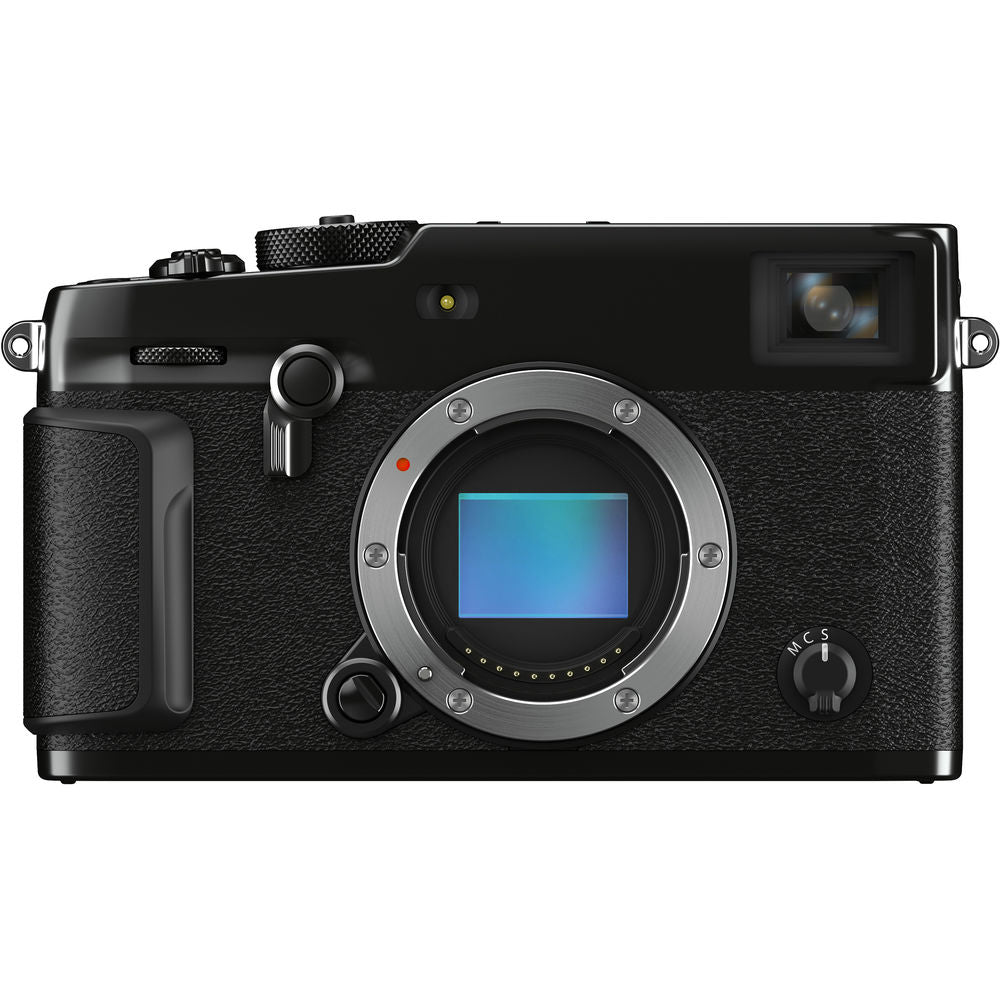 FUJIFILM X-PRO 3 Mirrorless Digital Camera( Body only-Black )-Mirrorless-futuromic