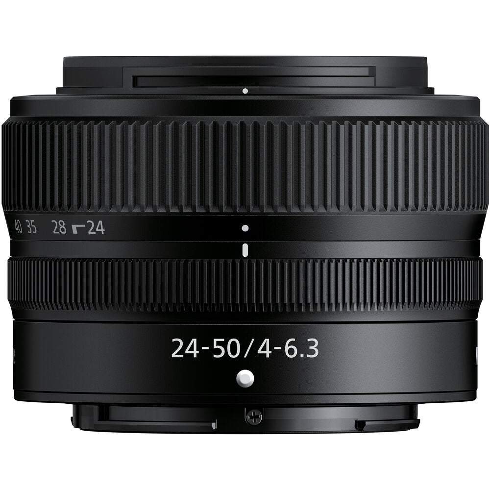 [Pre-order item. Ship within 30 days] NIKKOR Z 24-50MM F/4-6.3-Lenses-futuromic