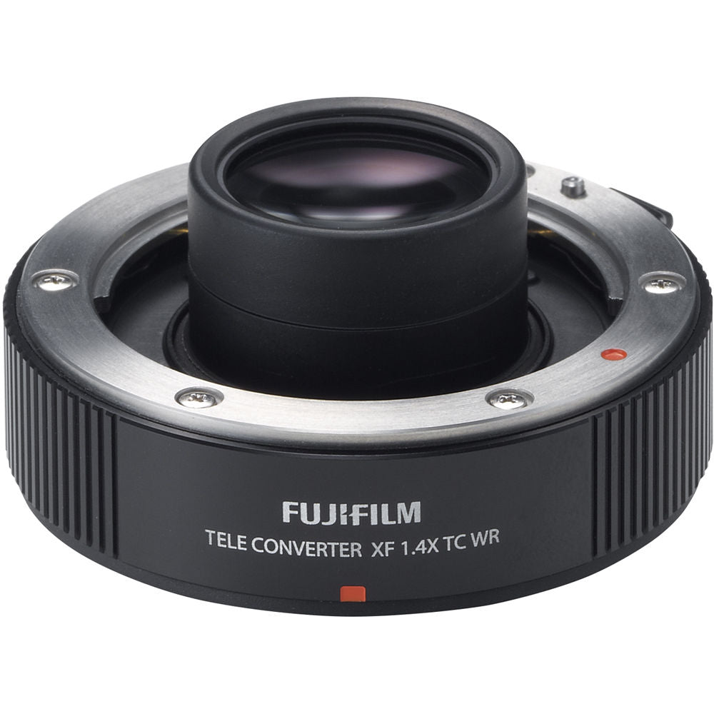 FUJIFILM FUJINON XF1.4X TC WR TELECONVERTER-Optics Accessories-futuromic