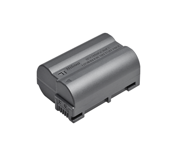 NIKON EN-EL15a RECHARGEABLE BATTERY-Camera Accessories-futuromic