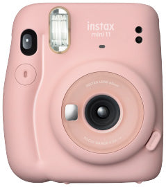 FUJIFILM Instax Mini 11 Instant Camera (Blush Pink)-Instant Camera-futuromic