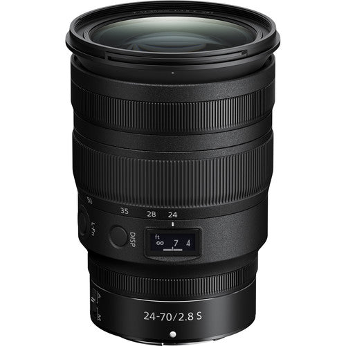 [Pre-order item. Ship within 30 days] NIKKOR Z 24-70mm F/2.8 S Lens-Camera Lenses-futuromic