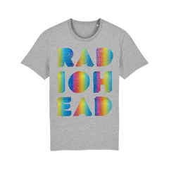 RAINBOW CUT OUT T-SHIRT