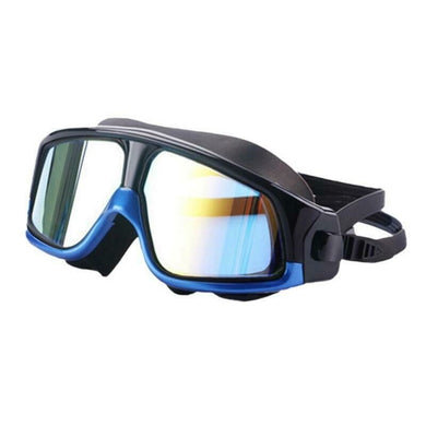 Unisex Large Frame Swimming Skiing Anti-fog UV Goggles - Free Shipping
